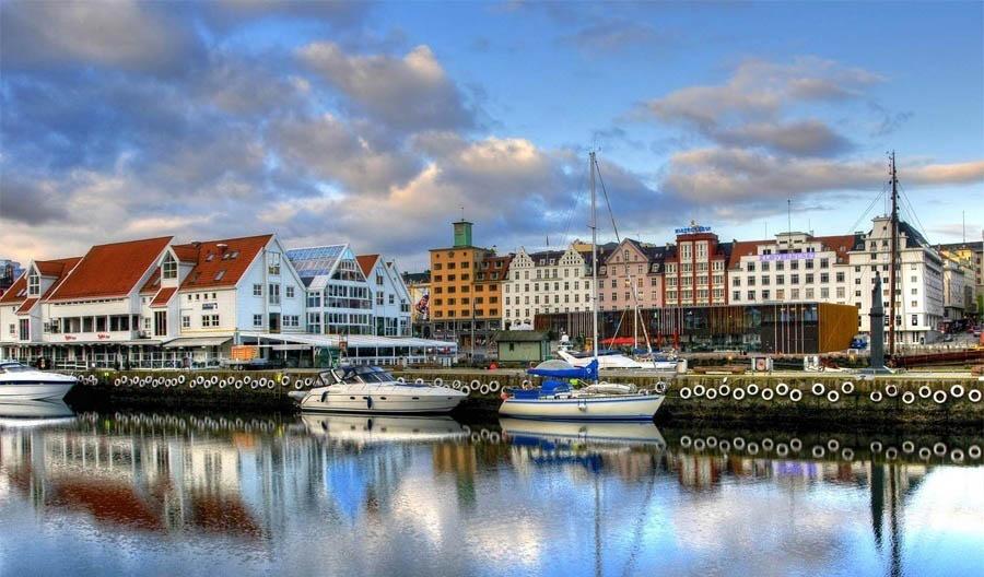 Норвегия. Как путешествовать в Осло
