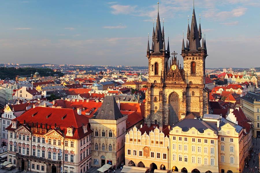 Прага Достопримечательности, кухня и культура