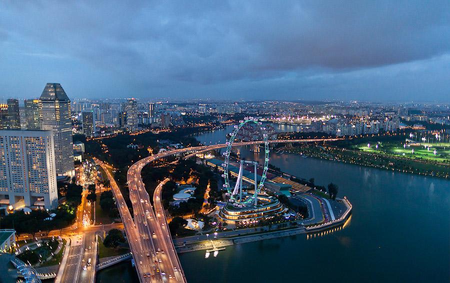 Путешествие по Сингапуру. Что посмотреть Куда сходить