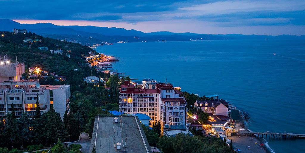 Крыма – Алушта