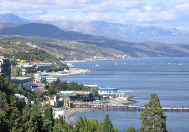 Крупнейший курорт Крыма - Алушта