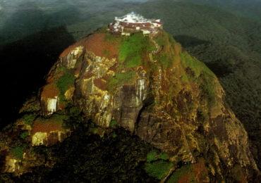 Пик Адама в Шри-Ланке