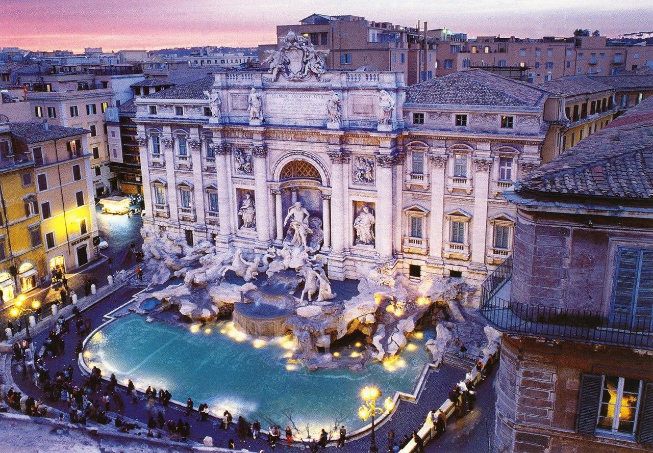Пять необычных экскурсий в Риме