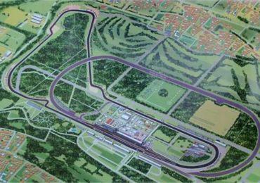 гоночная трасса Формулы-1 в милане
