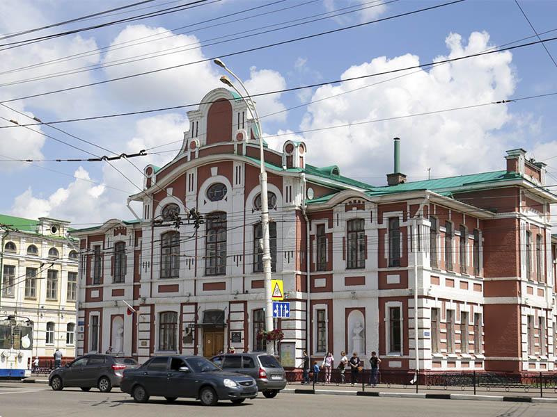 Тамбов Музыкальное училище