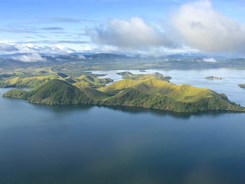 Путешествие на остров Новая Гвинея