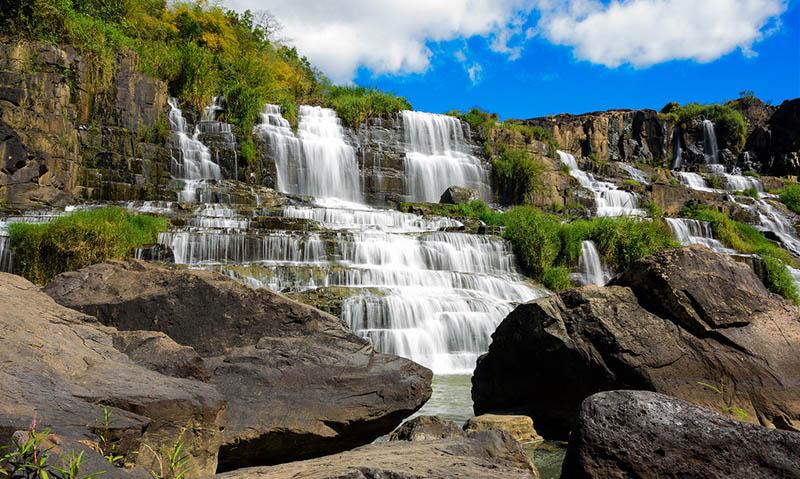водопад Пангур