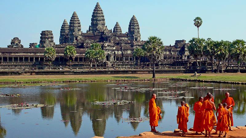 Ангкор – легендарные храмы Камбоджи