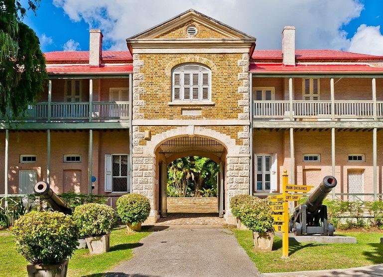 Бриджтаун Музей Барбадоса
