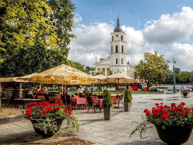 Выходные за границей – Вильнюс