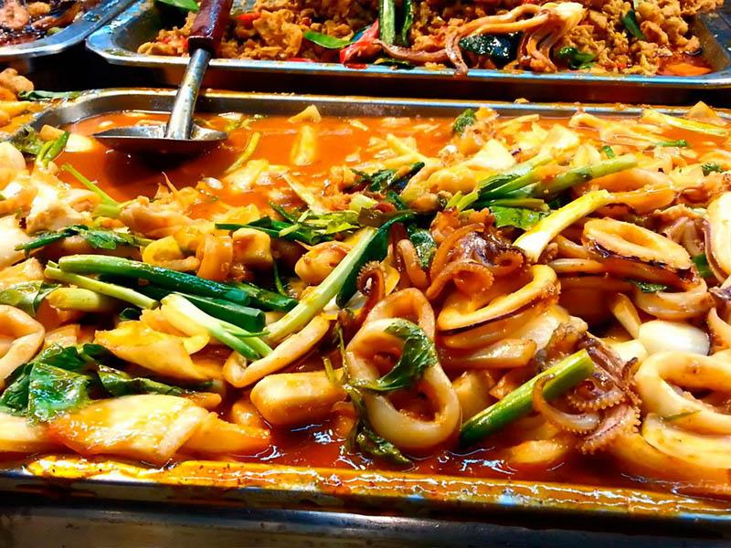 Какую еду попробовать в Таиланде