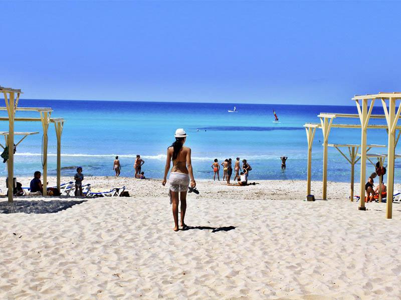 Пляж Сес-Ильетас Форментера Испания