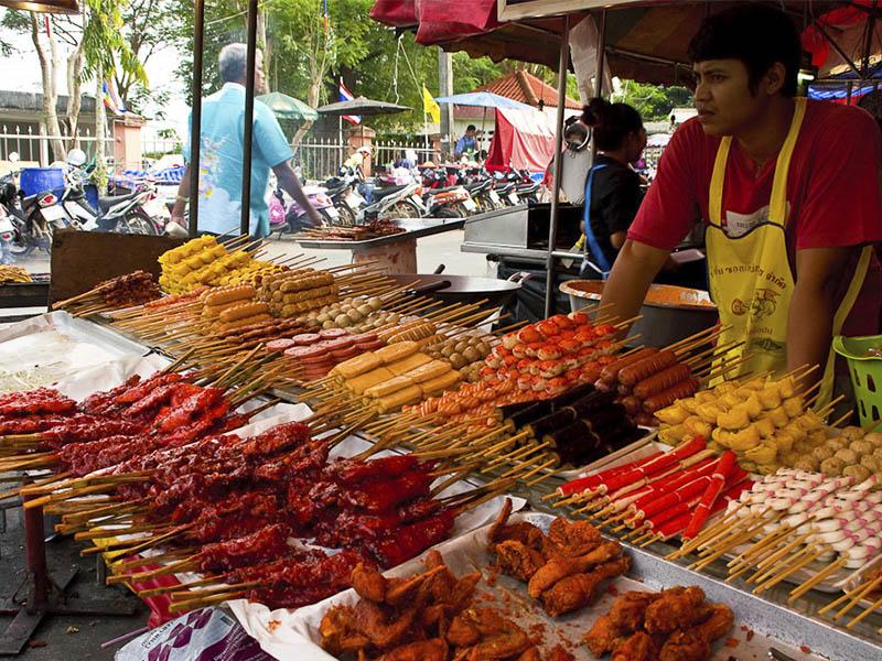 Какую еду попробовать в Тайланде