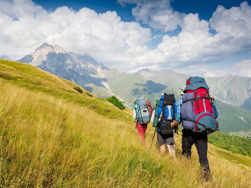 Пеший туризм – как подготовиться и что взять в поход