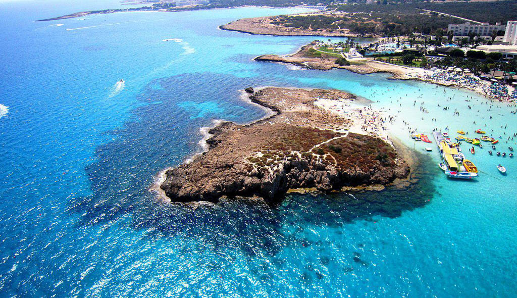Кипр - Айа Напа