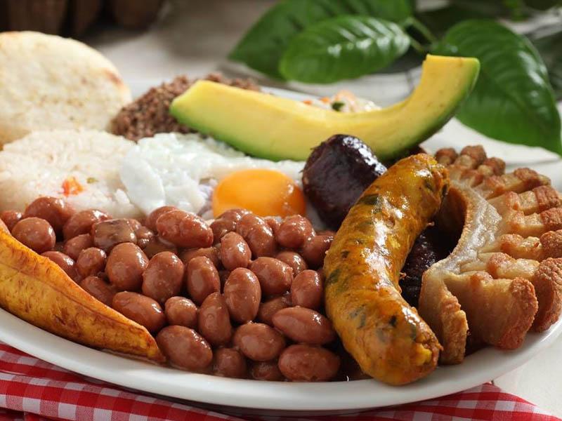 Что едят в Колумбии, кухня департамента Боливар