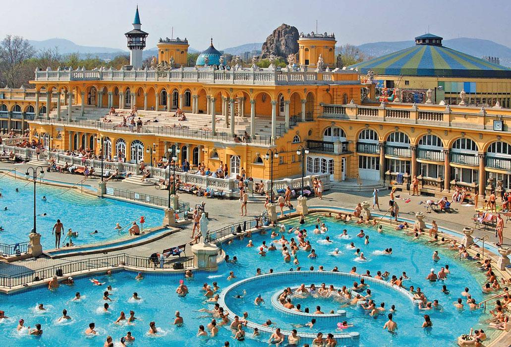 Будапешт - дыхание веков