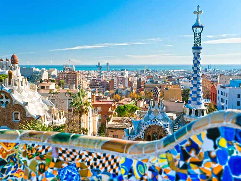 Изучаем Барселону самостоятельно