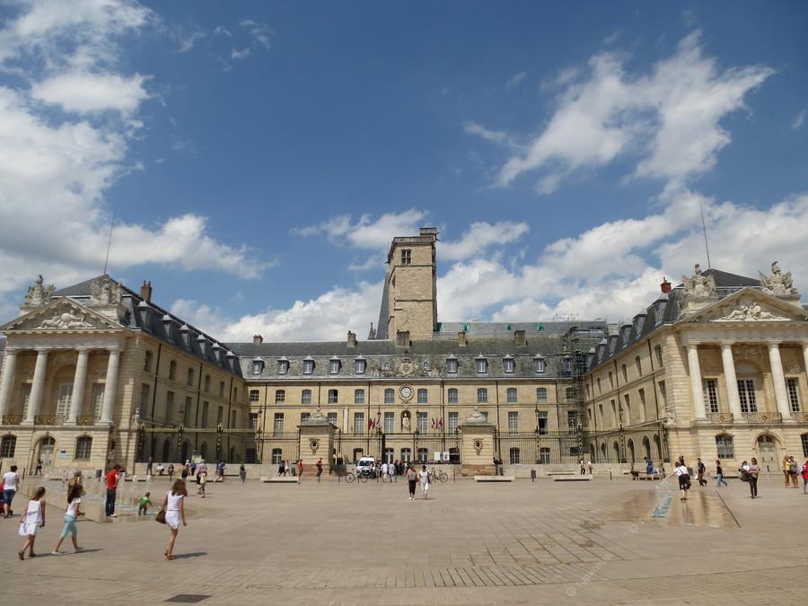 Дворец герцогов Бургундии Дижон