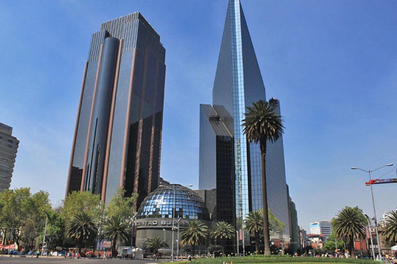 мексика башня Реформа