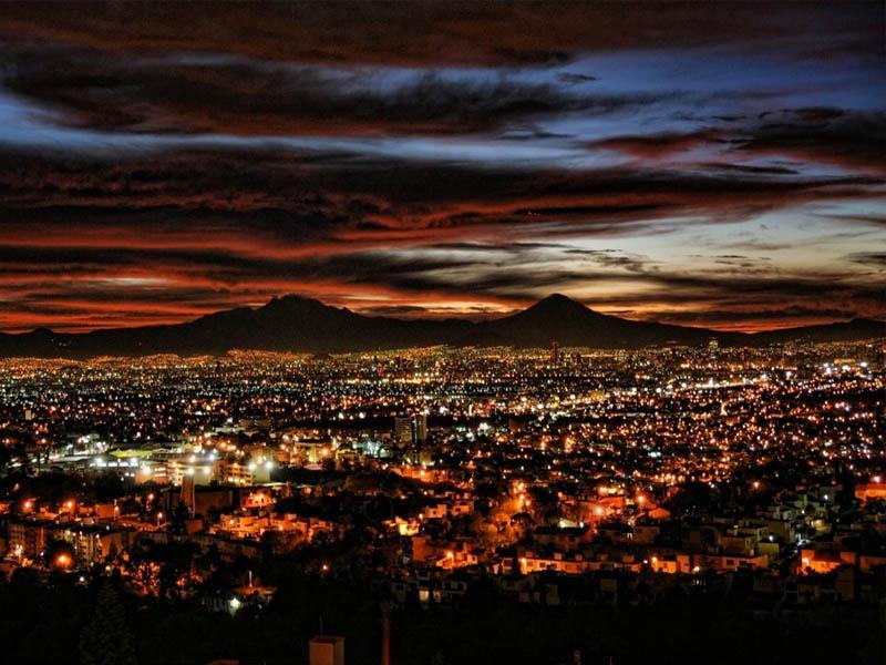 Город штата Мехико