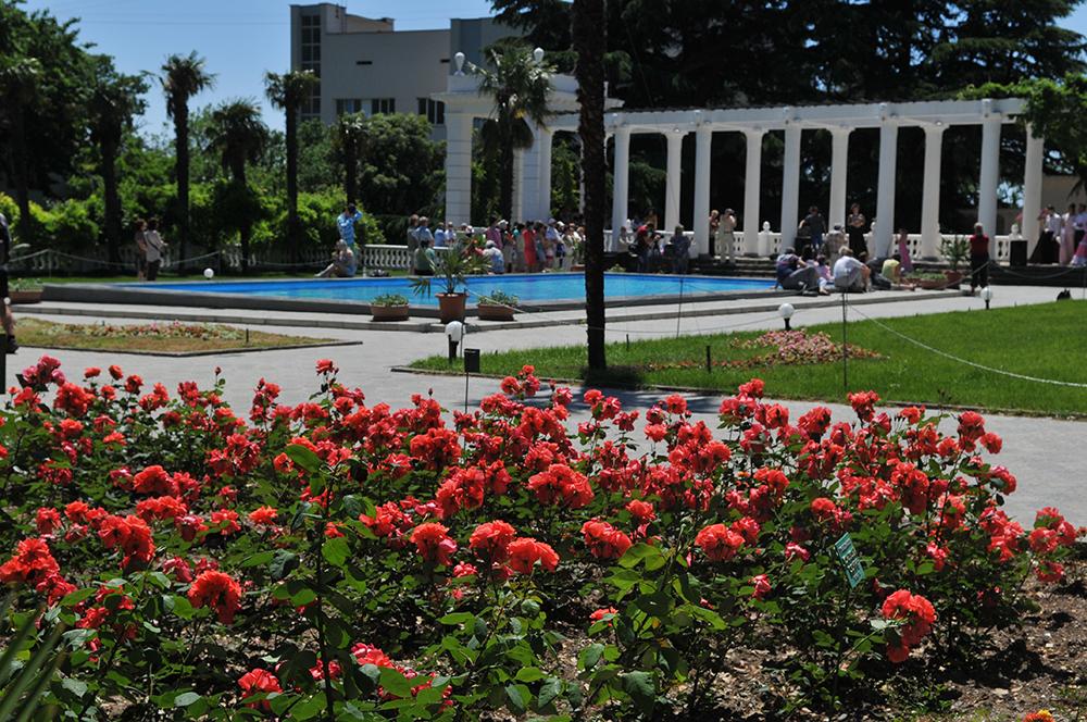 Ботанические сады Розо
