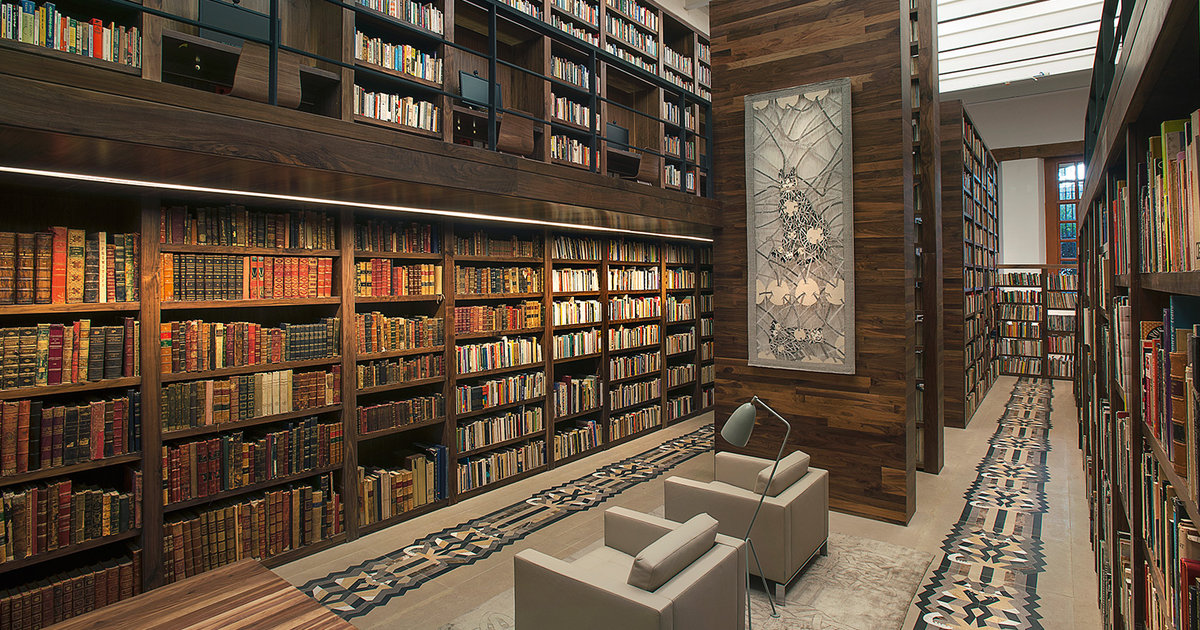 мексика Библиотека Васконселос