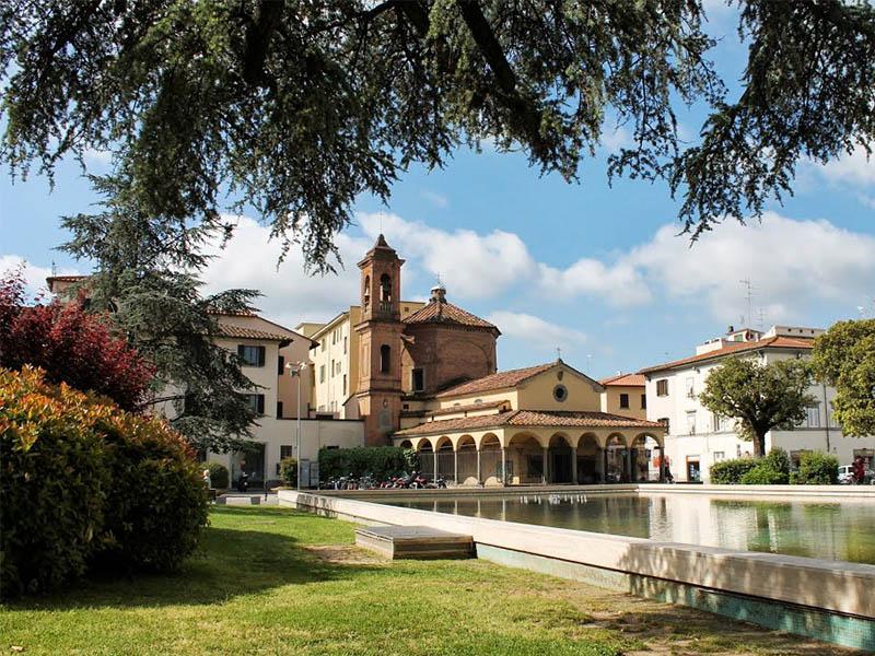 Итальянскии городок Эмполи