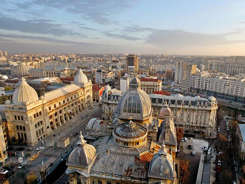 Бухареста все это Румыния