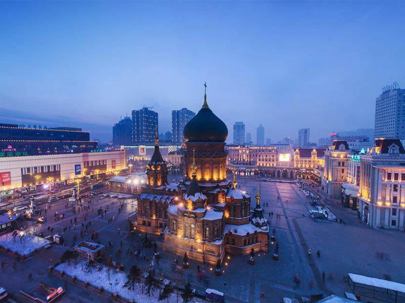 Путешествие по русскому городу Харбин