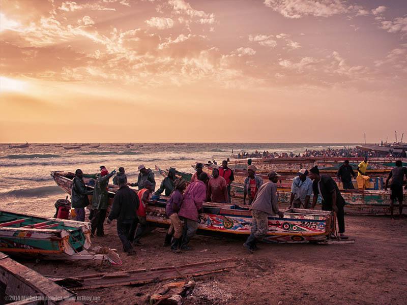 Путешествие по Мавритании