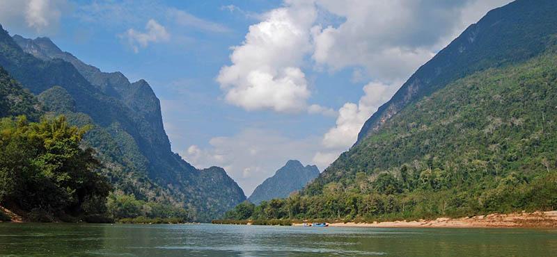 реке Меконг