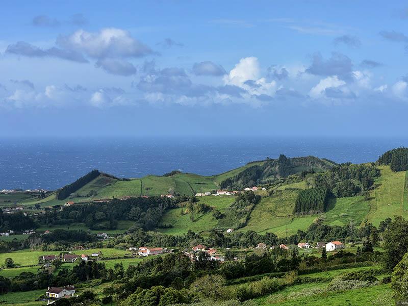 Азорские острова – место активного отдыха не избалованных роскошью туристов