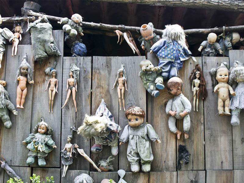 Остров Кукол  самое жуткое место планеты