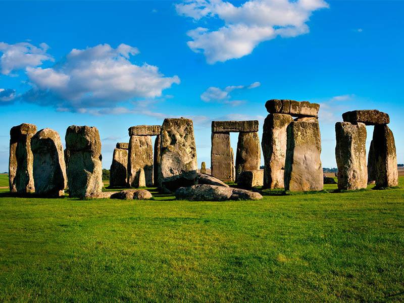 Достопримечательность Англии - Стоунхендж