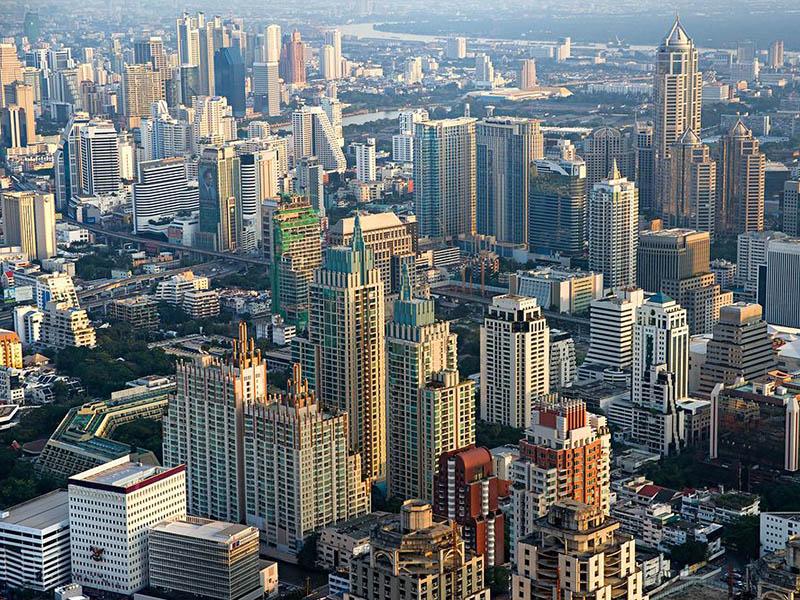 Путешествие по Бангкоку