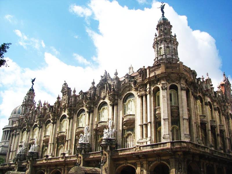 Пешая экскурсия по Гаване