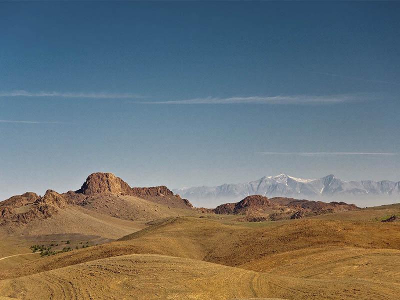 Африканская достопримечательность: Атласские горы