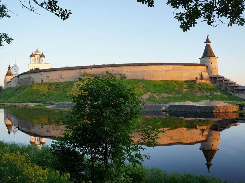 Экскурсия по Пскову