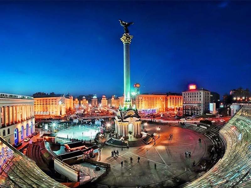 отдохнуть в Украине