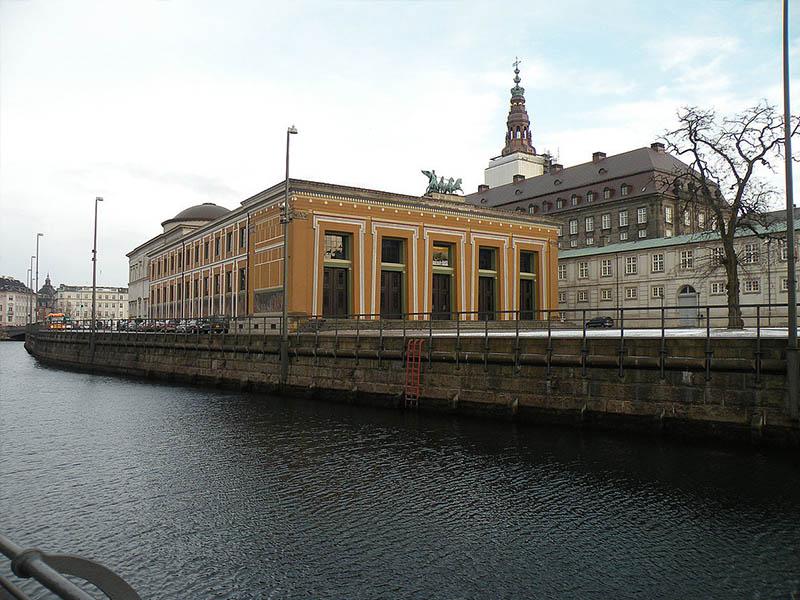 Музей Торвальдсен