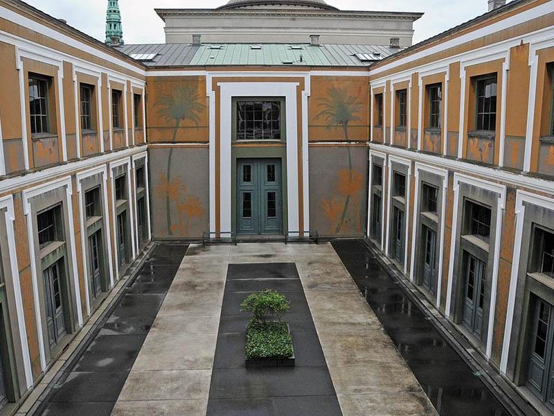 Достопримечательность Дании: первый музей страны