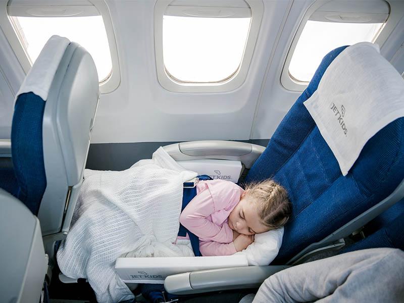 Комфортный перелет с малышом, полезные советы мамам