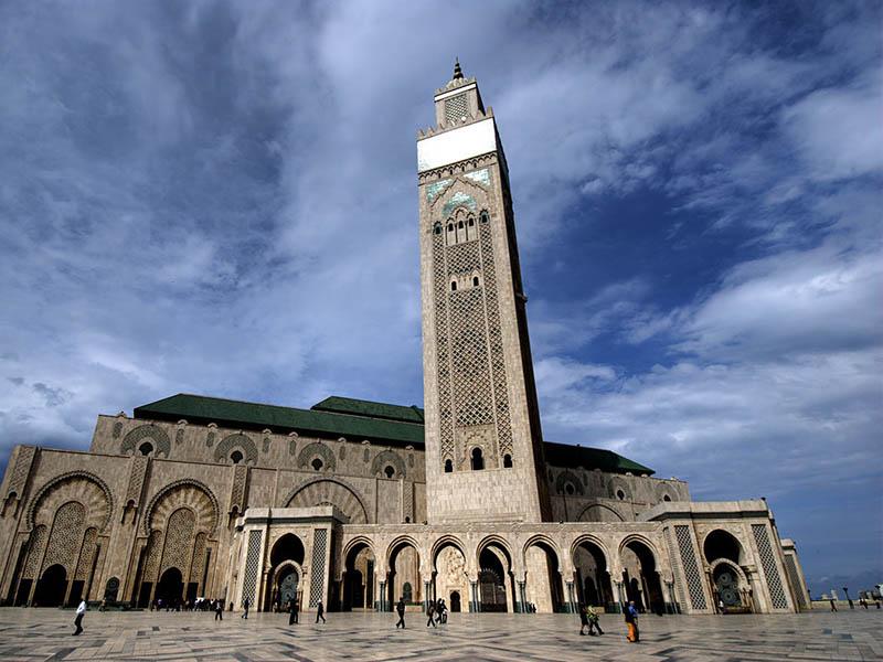 Важные достопримечательности Касабланки