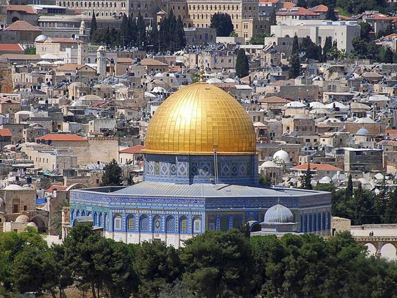 Экскурсионный тур по Палестине