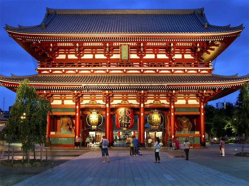 храм Сенсо-Дзи