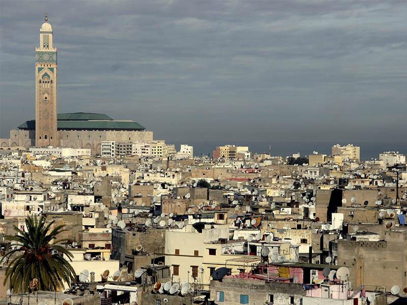 достопримечательности Касабланки