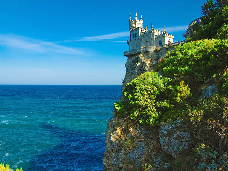 Что стоит посмотреть в Крыму?