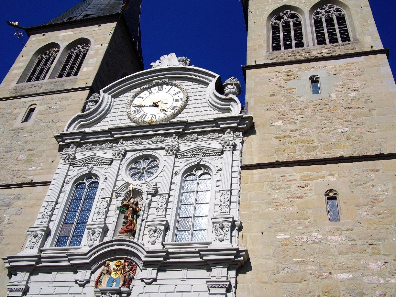 Церковь люцерн