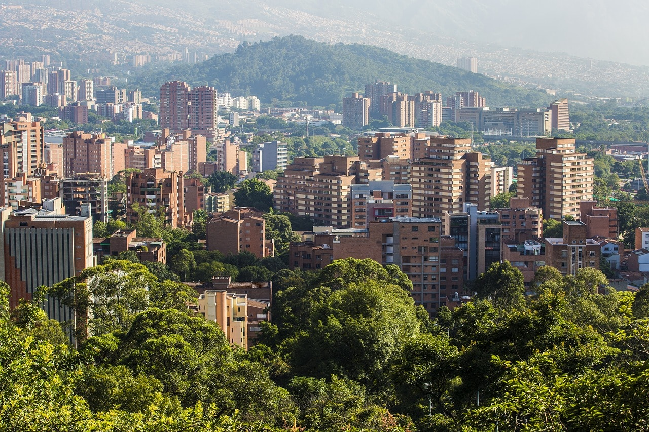 Medel'in-kolumbiya